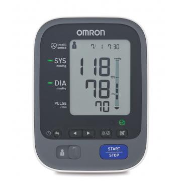 Автоматический тонометр на плечо Omron M7 Intelli IT купить в интернет-магазине Авимед