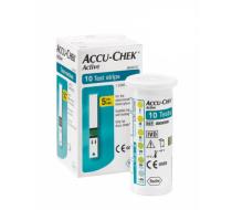Тест-полоски Accu-Chek Active 10 шт