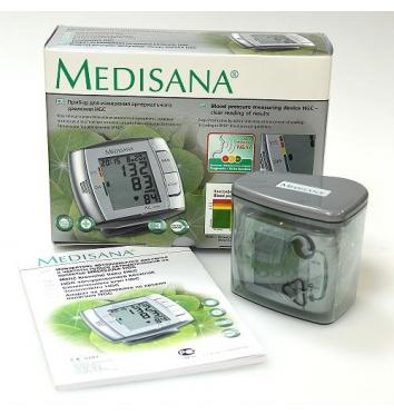 Говорящий тонометр Medisana HGC  купить в интернет-магазине Авимед