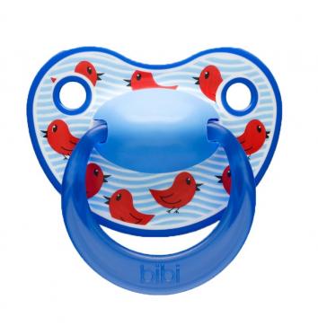 Пустышка Bibi силиконовая 0-6 міс (S), Balloon купить в интернет-магазине Авимед