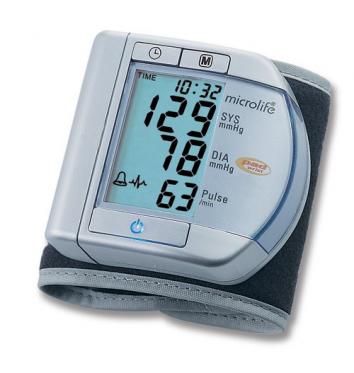Автоматический тонометр на запястье Microlife BP W100 купить в интернет-магазине Авимед