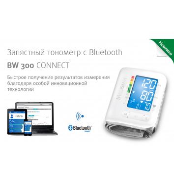 Автоматический тонометр на запястье Medisana BW 300 connect купить в интернет-магазине Авимед