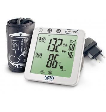 Автоматический тонометр на плечо Nissei DS-1031 купить в интернет-магазине Авимед