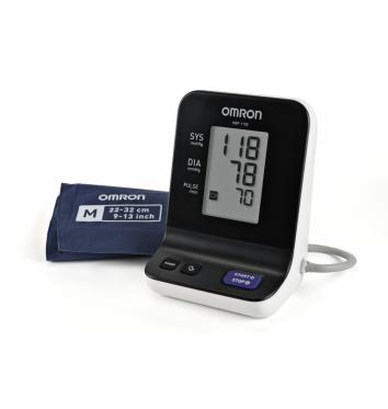 Автоматический тонометр на плечо Omron HBP-1100 купить в интернет-магазине Авимед