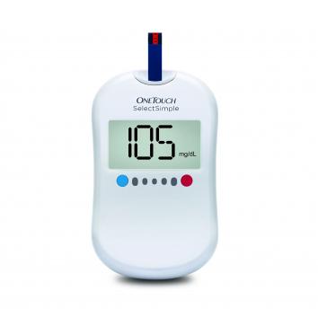 Глюкометр One Touch Select Simple купить в интернет-магазине Авимед