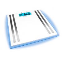Индивидуальные весы с подсветкой и функцией определения параметров тела Medisana ISA