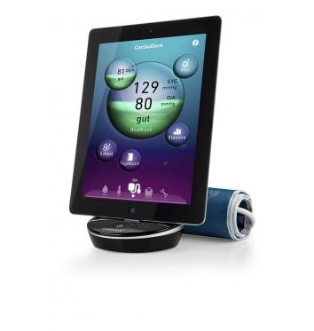 Модуль - тонометр  на плечо Medisana CardioDock2 купить в интернет-магазине Авимед