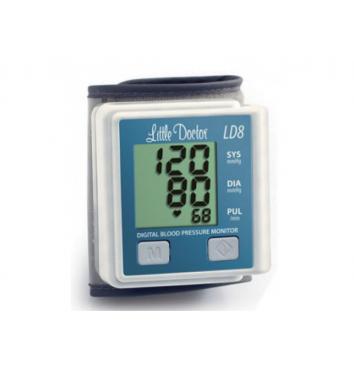 Автоматический тонометр на запястье Little Doctor LD-8 купить в интернет-магазине Авимед