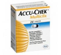 Ланцеты Accu-Chek Multiclix 24 шт