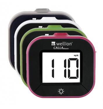 Акционный набор Глюкометр Wellion Calla Light + 50 тест-полосок купить в интернет-магазине Авимед