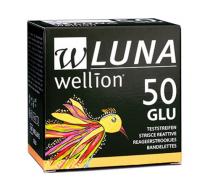 Тест-полоски Wellion Luna глюкоза 50 шт