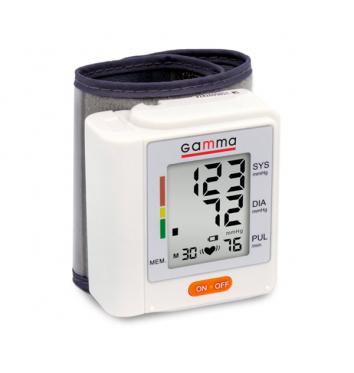Автоматический тонометр на запястье Gamma Active купить в интернет-магазине Авимед