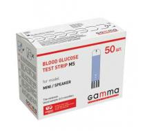 Тест-полоски GAMMA MS 50 шт