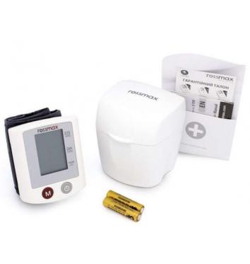 Автоматический тонометр на запястье Rossmax S 150 купить в интернет-магазине Авимед