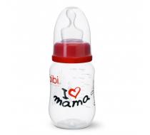 """Бутылочка для кормления, 125 мл ортодонтическая соска """"I Love Mama"""""""