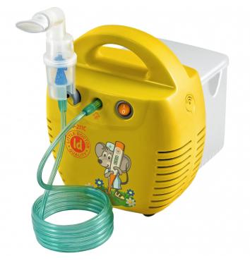 Компрессорный ингалятор Little Doctor LD-211C Yellow купить в интернет-магазине Авимед