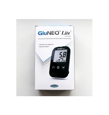 Глюкометр GluNeo Lite купить в интернет-магазине Авимед