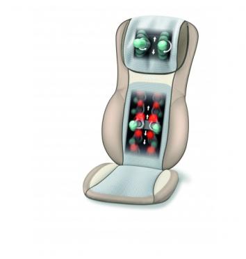 Электрическая массажная накидка Beurer MG 295 Cream купить в интернет-магазине Авимед