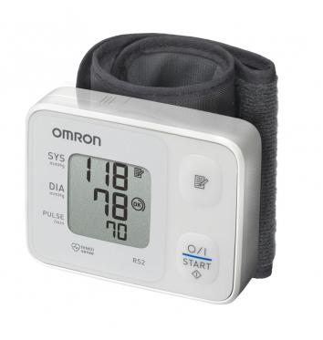 Автоматический тонометр на запястье OMRON RS2 купить в интернет-магазине Авимед