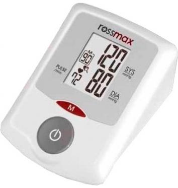 Автоматический тонометр на плечо Rossmax MS 150f купить в интернет-магазине Авимед