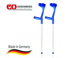 Подлокотный костыль OSSENBERG EXTRA STRONG твердая рукоятка