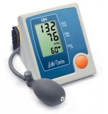 Полуавтоматический тонометр Little Doctor LD-4 купить в интернет-магазине Авимед