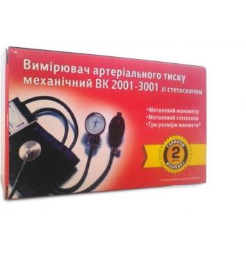 Механический тонометр Bokang ВК2001-3001 (детская манжета) купить в интернет-магазине Авимед