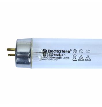 Озоновая бактерицидная лампа BactoSfera BS 15W T8/G13 купить в интернет-магазине Авимед