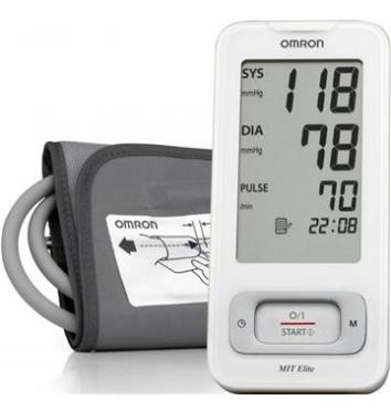 Автоматический тонометр на плечо OMRON MIT Elite купить в интернет-магазине Авимед
